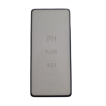 Folie de sticla Samsung A51 Negru