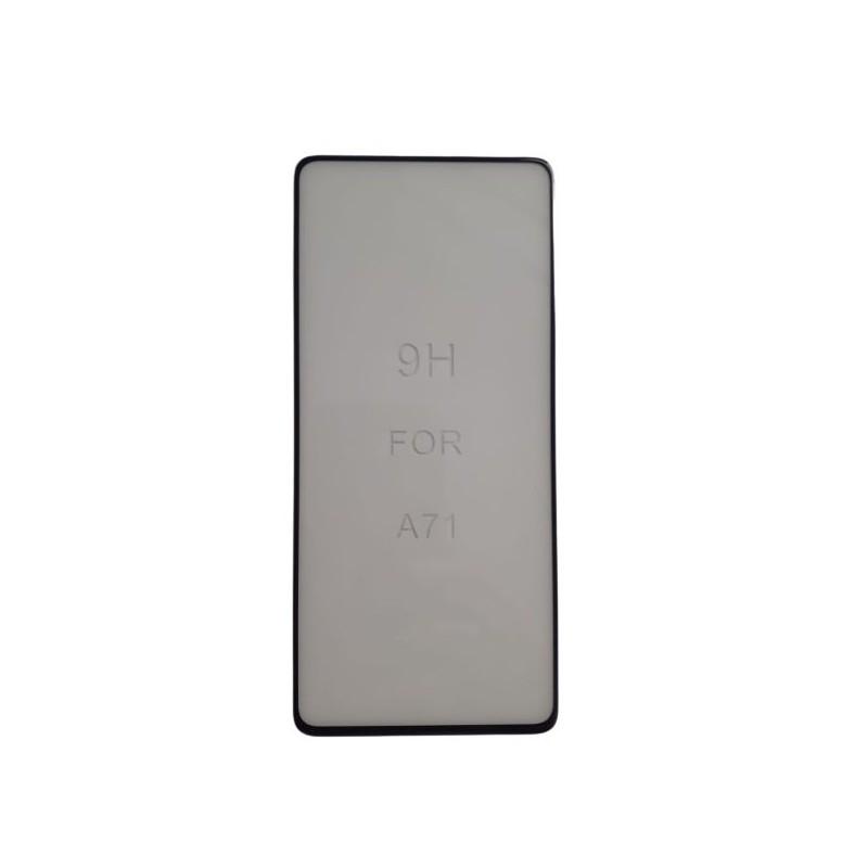 Folie de sticla Samsung A71, Samsung Note 10 Lite, Negru