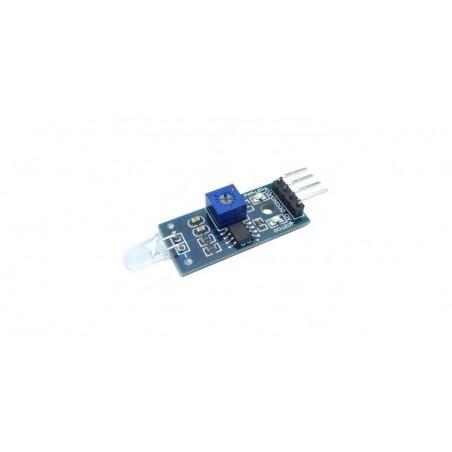 Modul cu senzor tip fotodioda pentru detectarea nivelului de lumina cu 4 pini