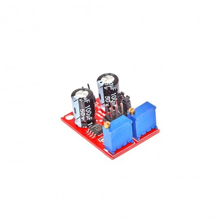 Modul temporizator pt electronica OKY3199-1 NE555