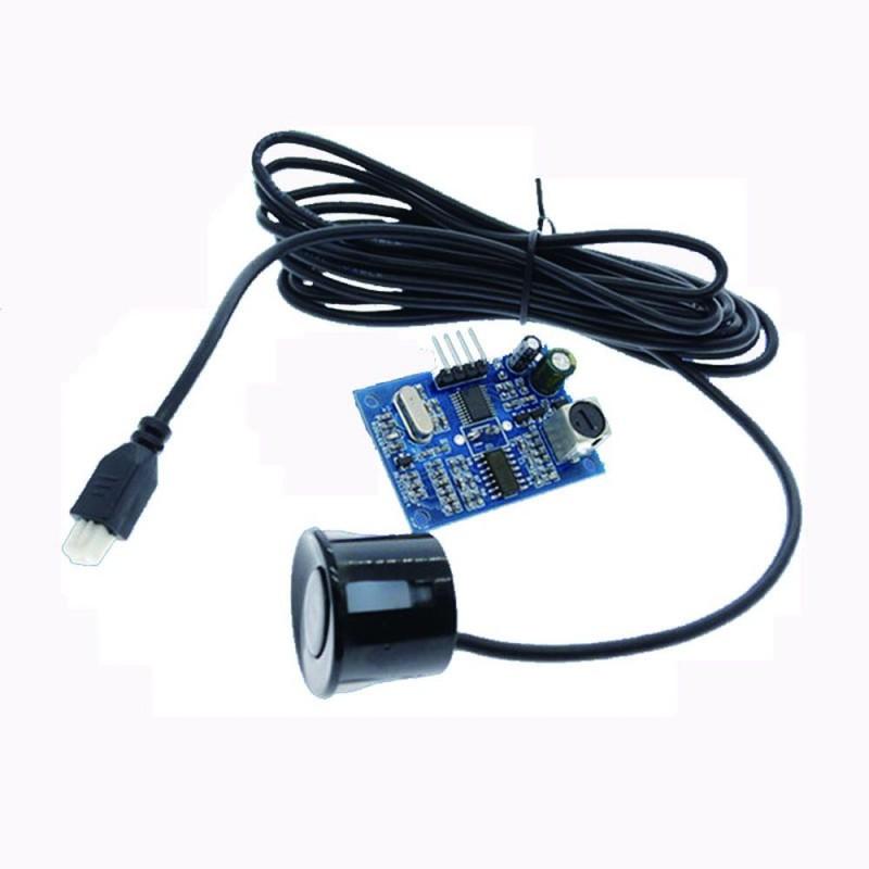 Modul senzor de distanta ultrasonic de exterior 5V JSN-SR04T cu cablu OKY3265