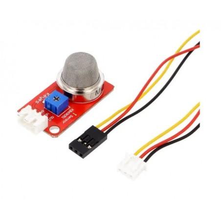 Modul senzor de fum/gaz LPG Butan Propan Metan Alcool Hidrogen MQ-2 OKY3323