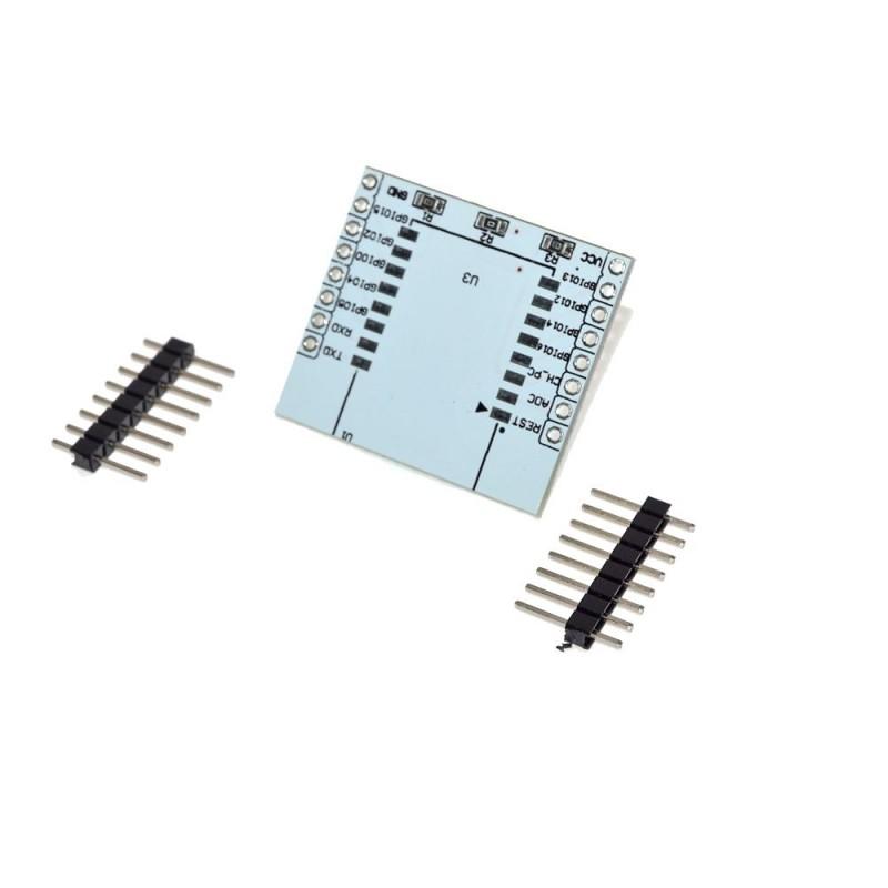 Placa adaptoare pentru Module WiFi ESP8266
