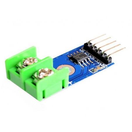 Senzor termostat DC 5V cu MAX6675 + K Termocoupla M6 OKY3076