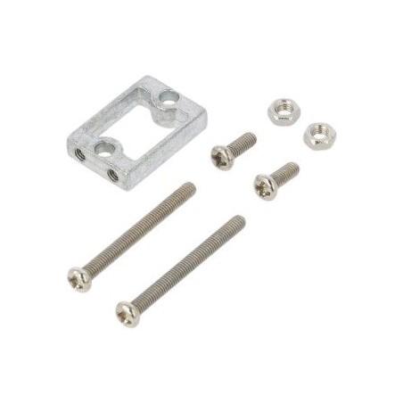 OKY5022-2 Cadru fixare motor DC din aluminiu