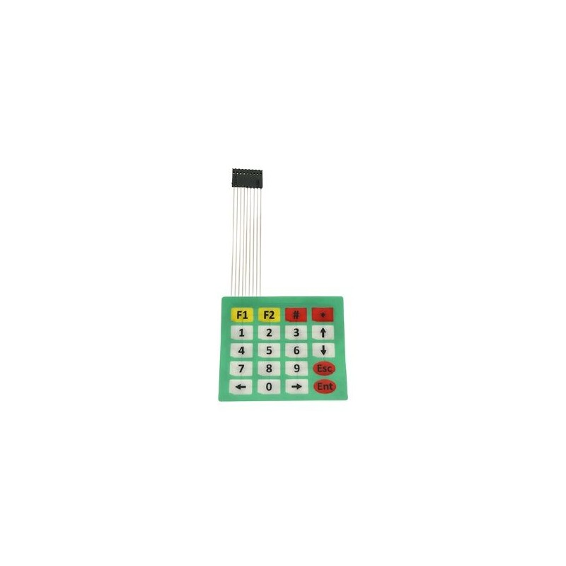 OKY0272-2 Tastatura cu 20 taste 5x4 alfanumerica pentru