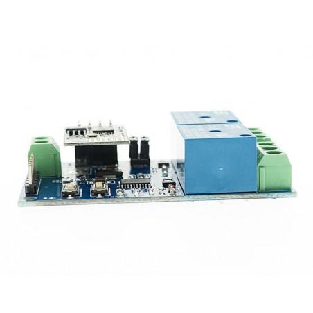 OKY3023 Modul cu 2 relee WiFi cu ESP8266 pentru IOT 10107392