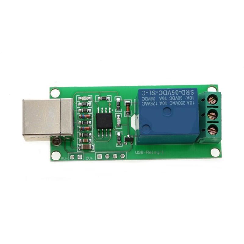 OKY3032 Modul cu 1 releu prin USB-B HID