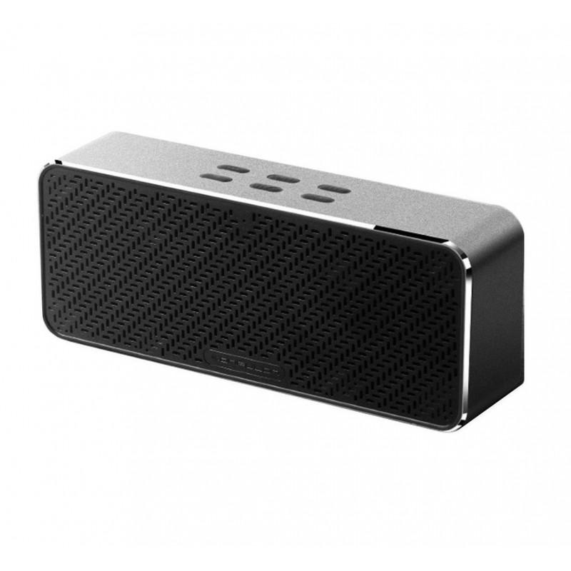 Boxa Bluetooth portabila Konfulon F5,argintiu