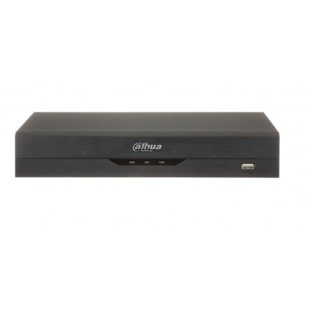 DVR 8 canale Dahua XVR5108HS-4KL-I2  WizSense HDCVI, AHD, TVI, IP -8 canale 4K, H265+