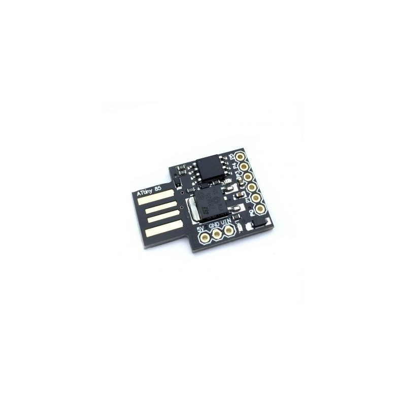 Modul cu microcontroller Attiny85 miniatura