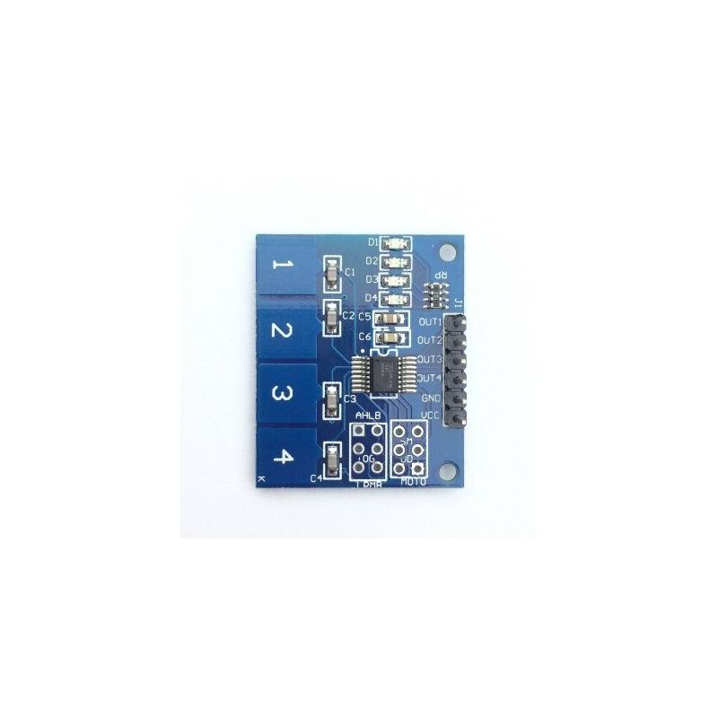 Modul cu senzor tactil capacitiv TTP224