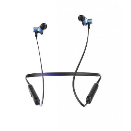 Casti Bluetooth Wireless cu microfon Konfulon BHS-09 negru