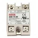 Modul releu electronic SSR-75DA, 75 A, 24 - 380 V AC