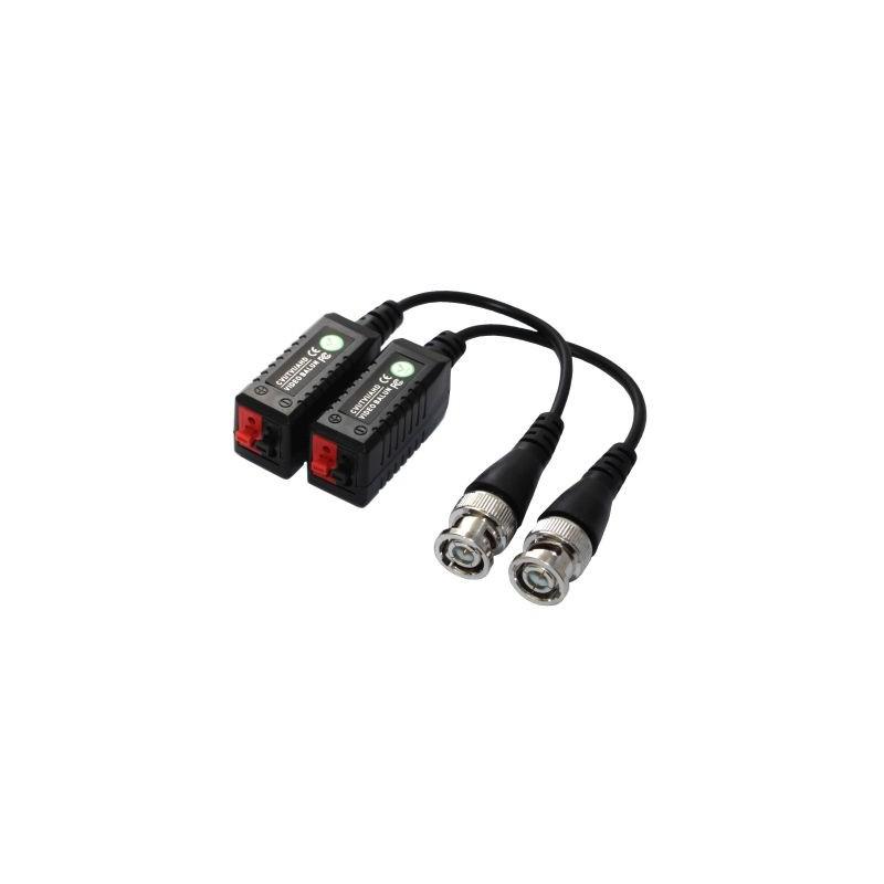 Set Video Balun HD-CVI/TVI/AHD