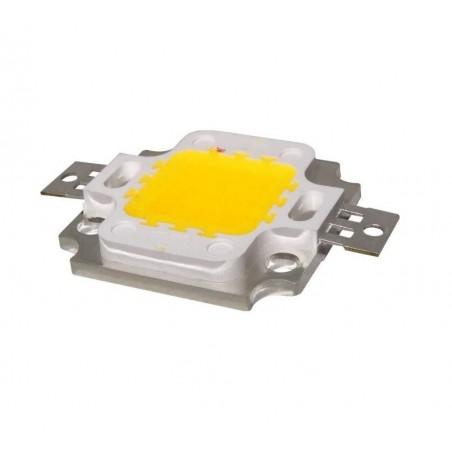 LED 10W Alb cald, 800-900lm, 27-29V, 350mA