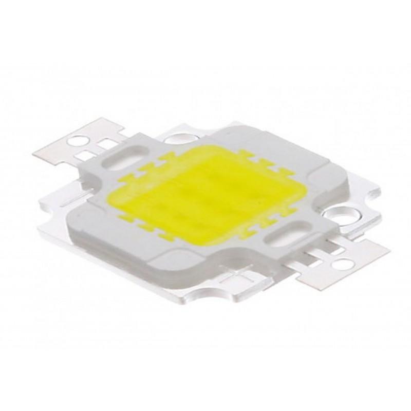 LED 10W Alb rece, 800-900lm, 27-29V, 350mA