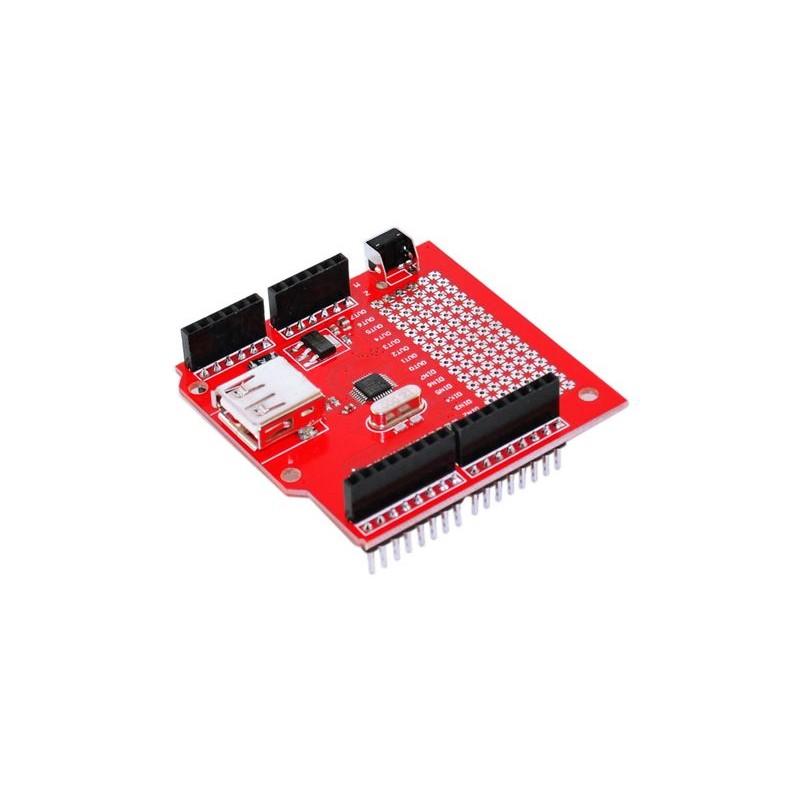 USB Shield pentru Arduino Uno/MEGA compatibil cu Google ADK OKY2230 10107493