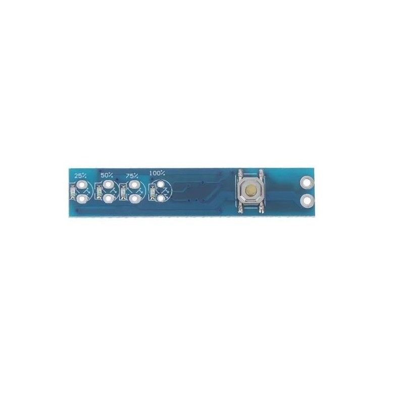 Indicator stare capacitate cu LED baterie 4S Lipo Li-ion OKN-GM1059