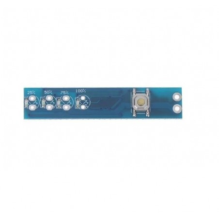 Indicator stare capacitate baterie LED 2S Lipo Li-ion OKN-GM1057