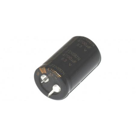 Condensator electrolitic 4700uF/63V