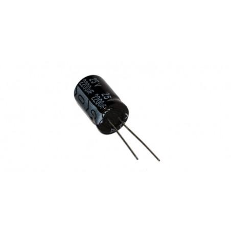 Condensator electrolitic 2200uF/25V