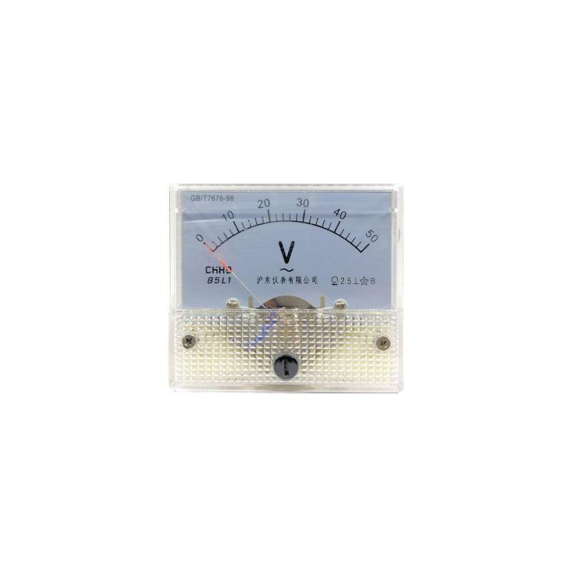 Voltmetru analogic de panou 20V c.a